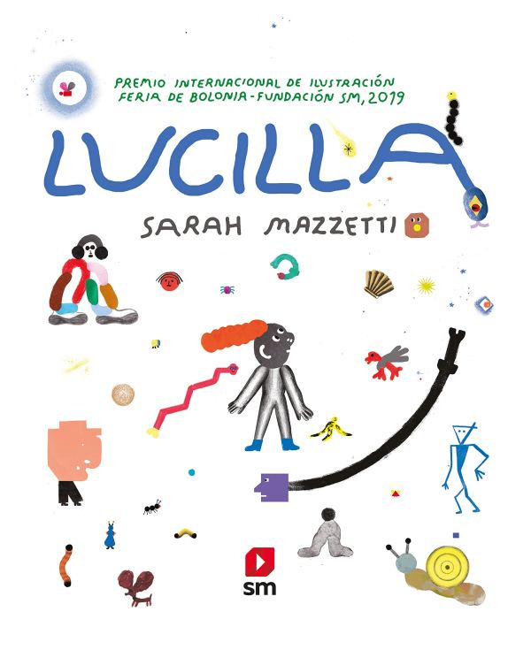 Imatge de la portada del llibre Lucilla