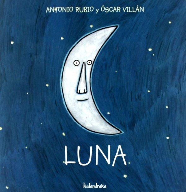 Imatge de la portada del llibre Luna