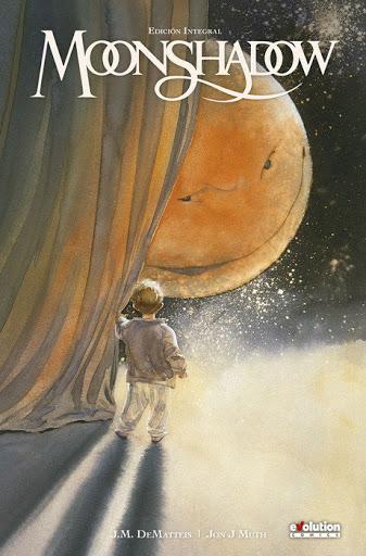 Imatge de la portada del llibre Moonshadow