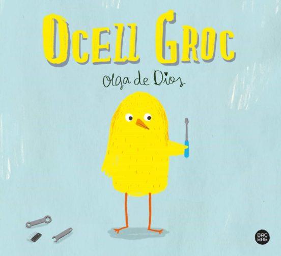 Imatge de la portada del llibre Ocell groc