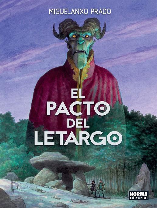 Imatge de la portada del llibre El pacto del letargo
