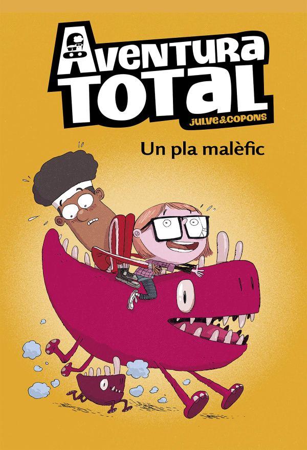 Imatge de la portada del llibre Aventura total