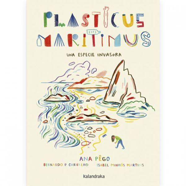 Imatge de la portada del llibre Plasticus maritimus