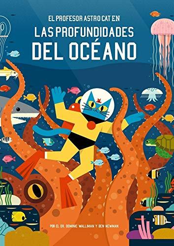Imatge de la portada del llibre Las profundidades del océano