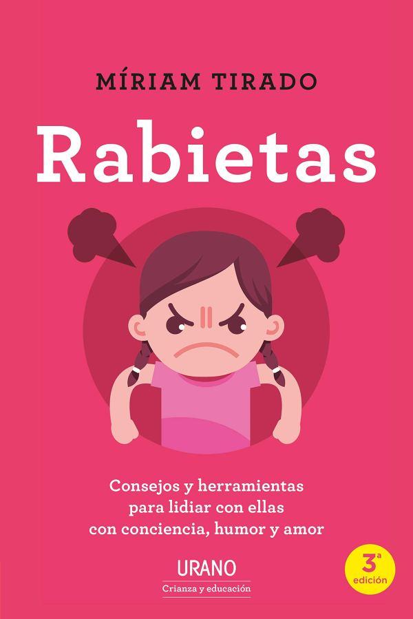 Imatge de la portada del llibre Rabietas