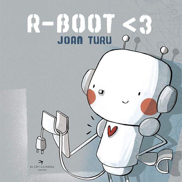 Imatge de la portada del llibre R-Boot