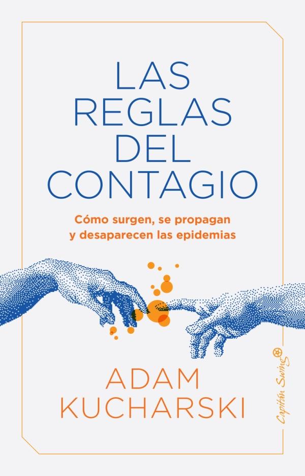 Imatge de la portada del llibre Las reglas del contagio