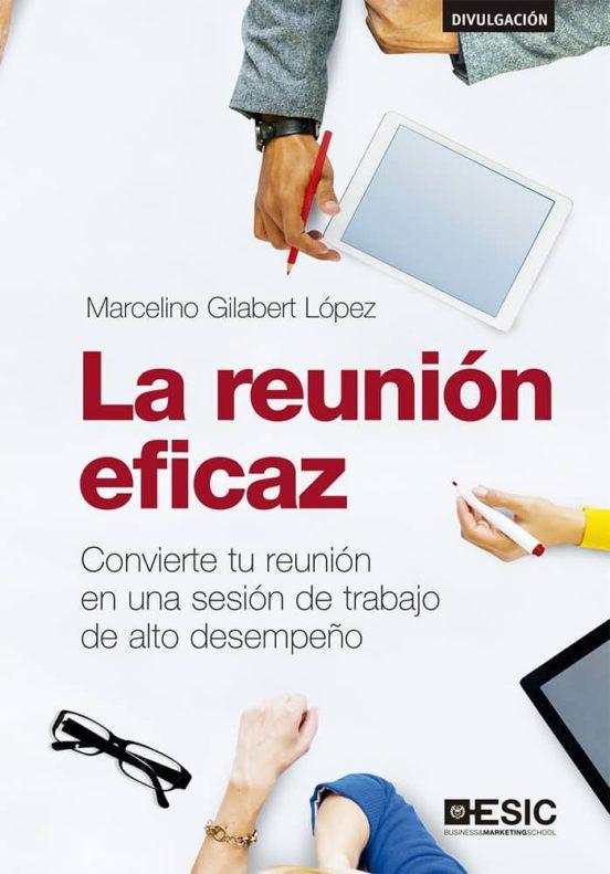 Imatge de la portada del llibre La reunión eficaz