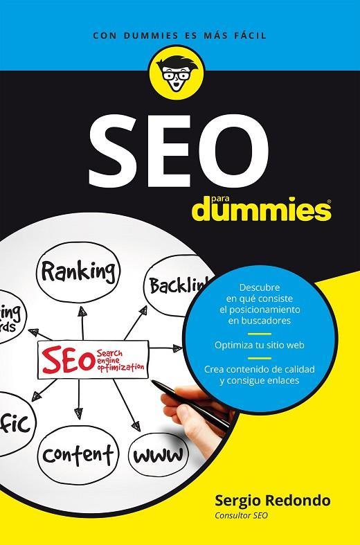Imatge de la portada del llibre SEO para dummies