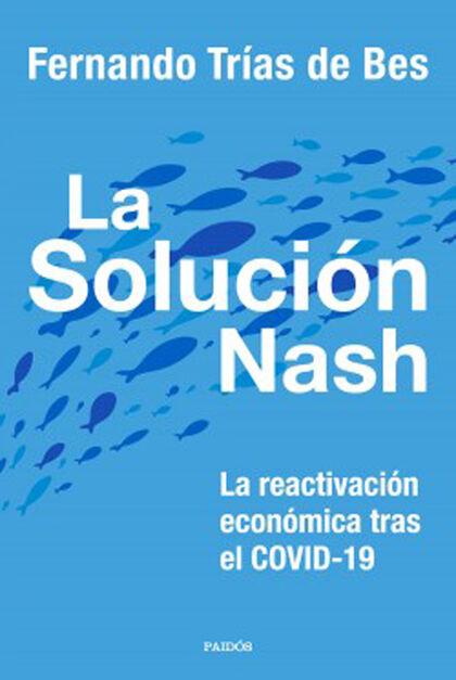 Imatge de la portada del llibre La solución Nash