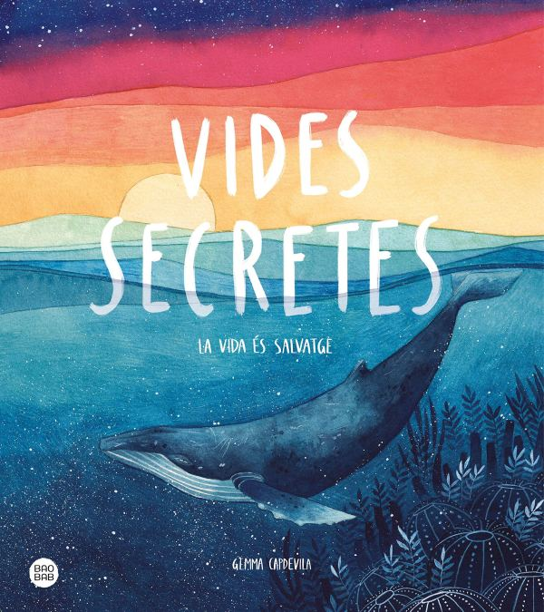 Imatge de la portada del llibre Vides secretes