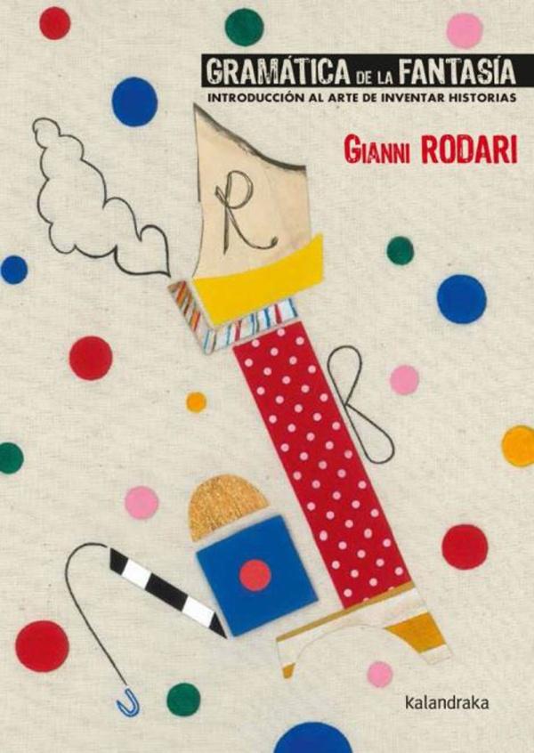 Imatge de la portada del llibre Gramática de la fantasia