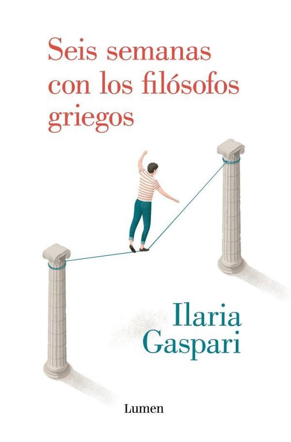 Imatge de la portada del llibre Seis semanas con los filósofos