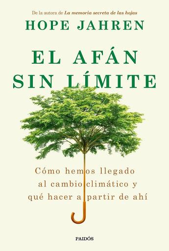 Imatge de la portada del llibre El afán sin límite
