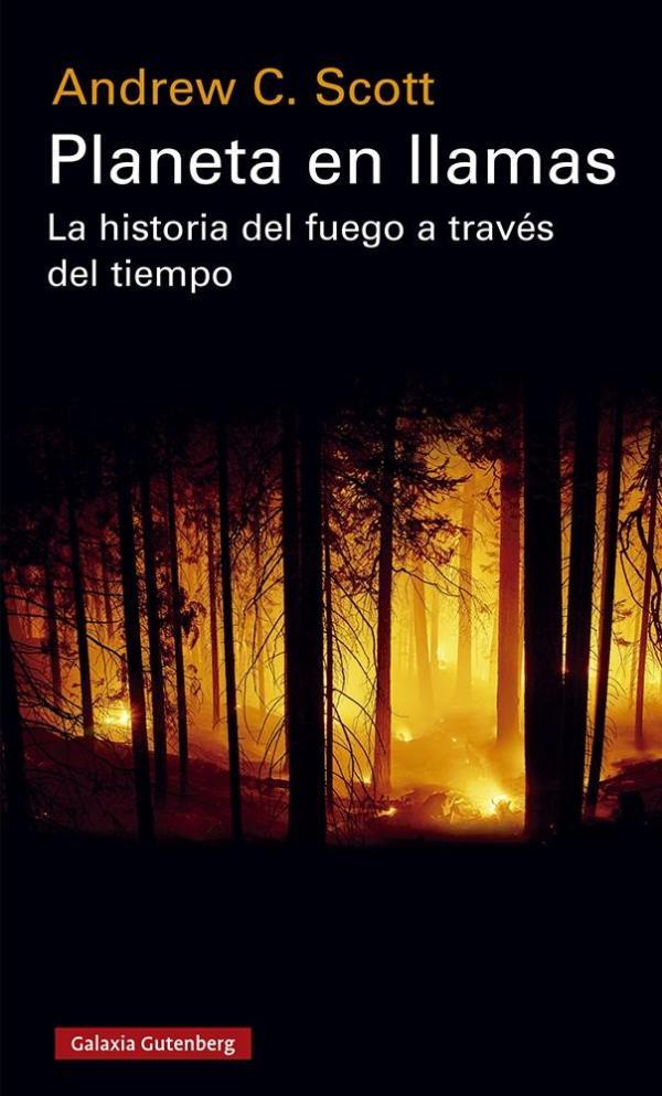 Imatge de la portada del llibre Planeta en llamas