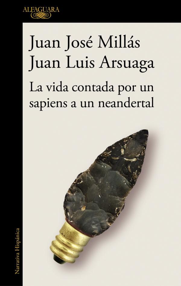 Imatge de la portada del llibre La vida contada por un sapiens a un neandertal