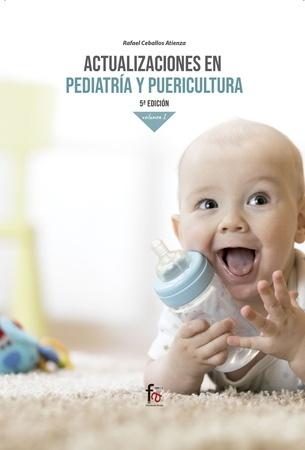 Imatge de la portada del llibre Actualización en pediatría y puericultura