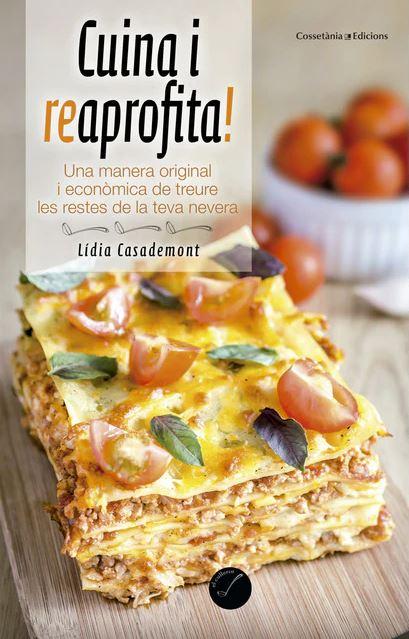 Imatge de la portada del llibre Cuina i reaprofita
