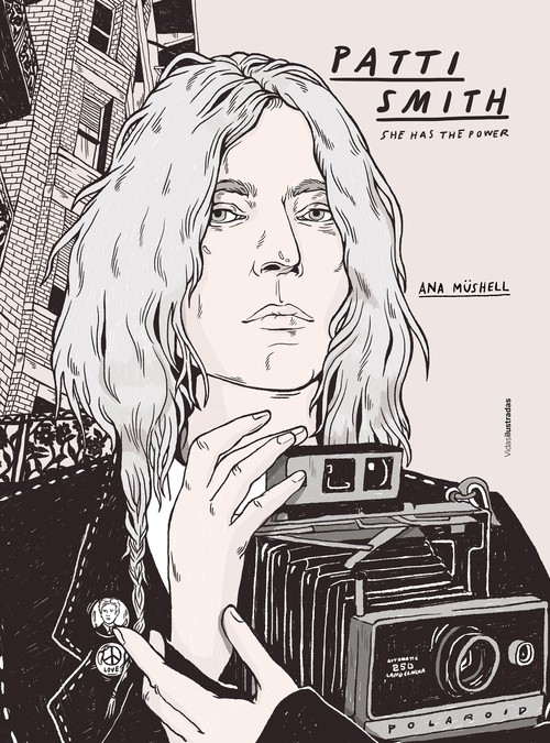 Imatge de la portada del llibre Patti Smith