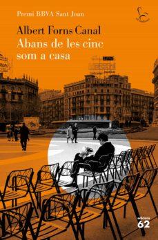 Imatge de la portada del llibre Abans de les cinc