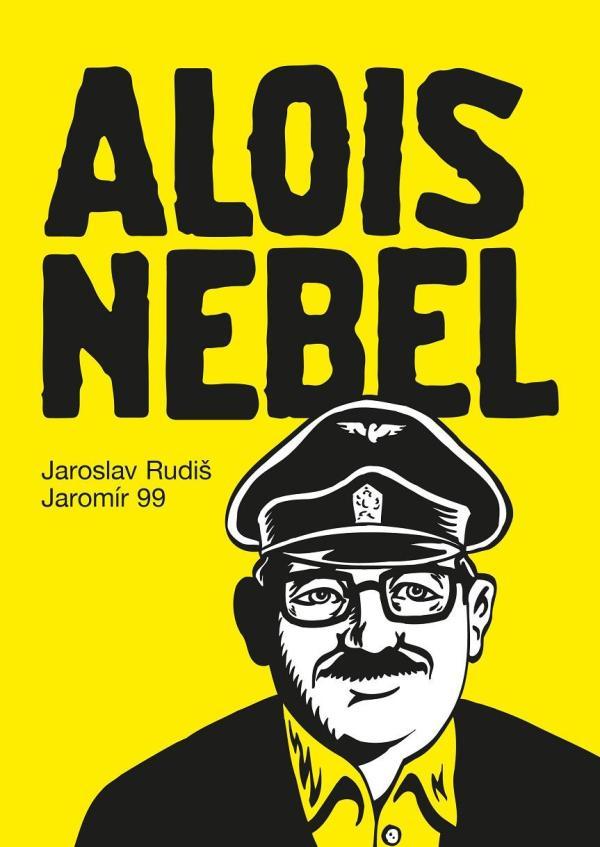 Imatge de la portada del llibre Alois Nebel