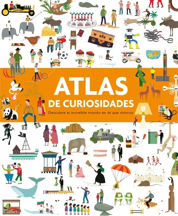 Imatge de la portada del llibre Atlas de curiosidades