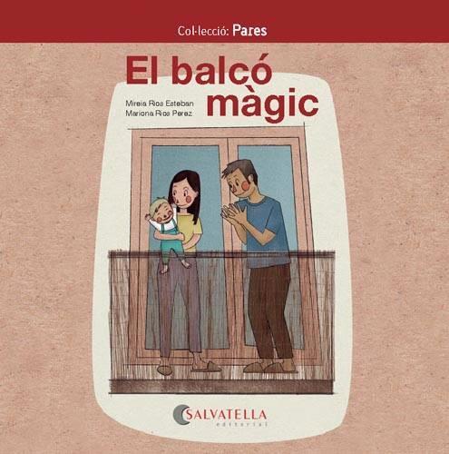 Imatge de la portada del llibre El balcó màgic