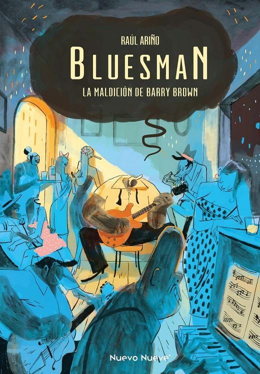 Imatge de la portada del llibre Bluesman