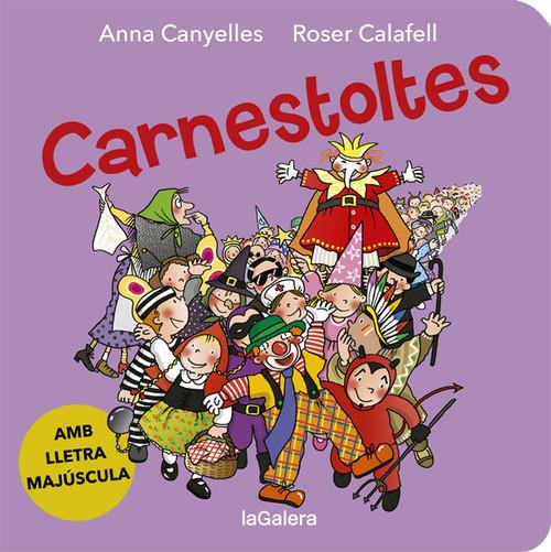 Imatge de la portada del llibre Carnestoltes