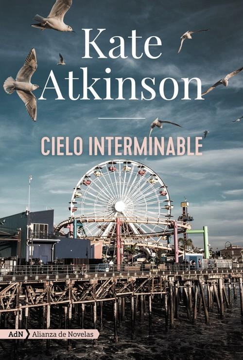 Imatge de la portada del llibre Cielo interminable