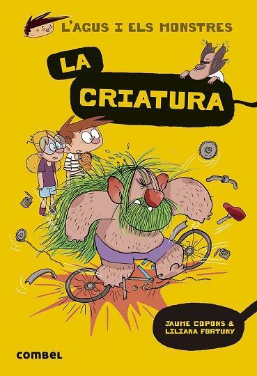 Imatge de la portada del llibre La criatura