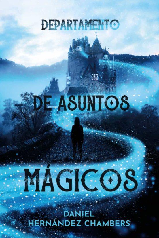 Imatge de la portada del llibre Departamento de asuntos mágicos