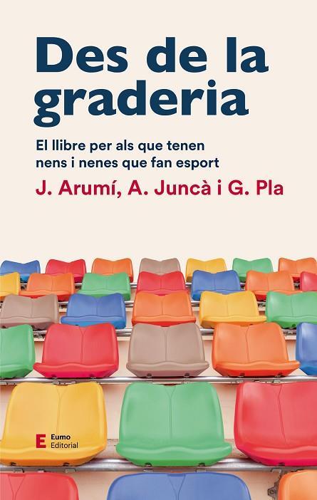 Imatge de la portada del llibre Des de la graderia