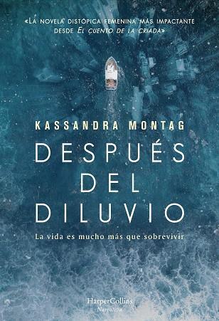 Imatge de la portada del llibre Después del diluvio
