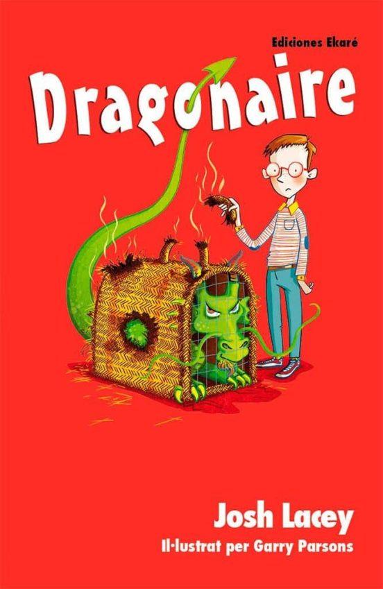 Imatge de la portada del llibre Dragonaire