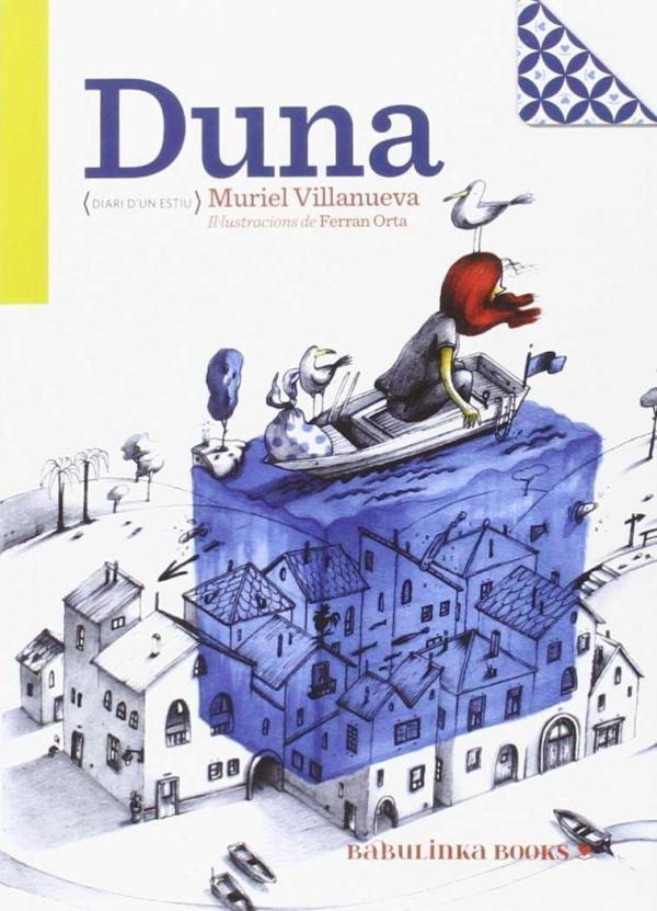 Imatge de la portada del llibre Duna