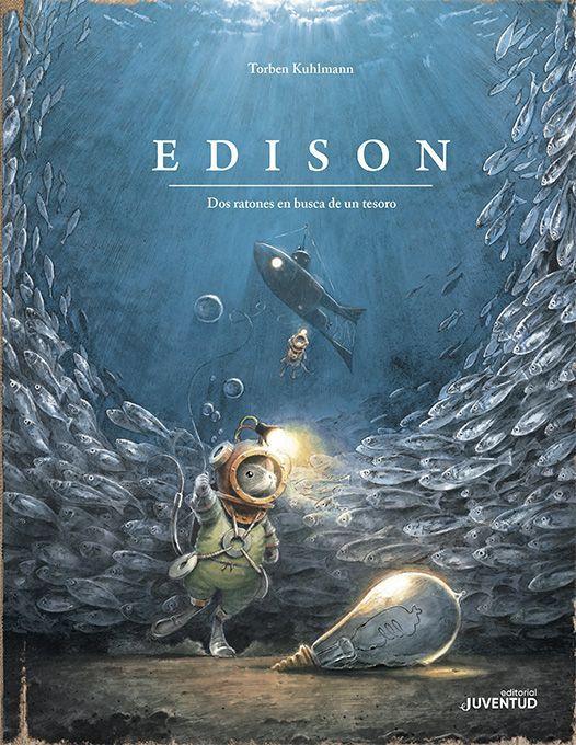 Imatge de la portada del llibre Edison