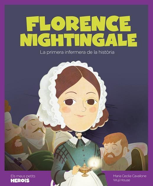 Imatge de la portada del llibre Florence Nightingale
