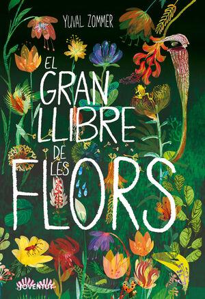 Imatge de la portada del llibre El gran llibre de les flors