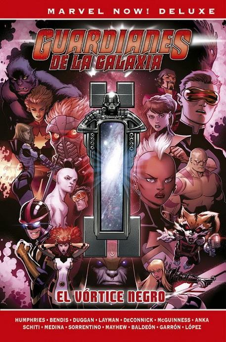 Imatge de la portada del llibre Guardianes de la galaxia