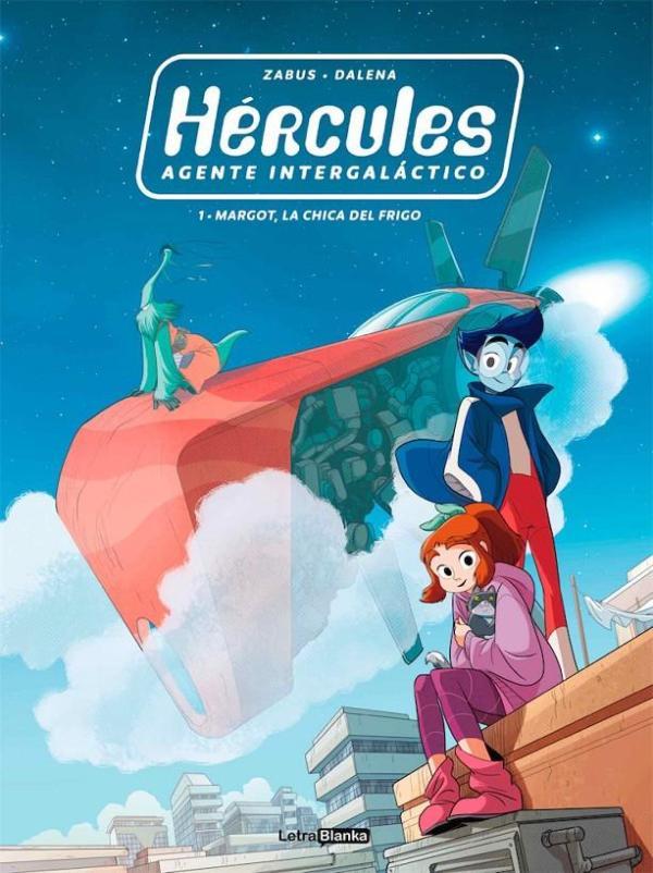 Imatge de la portada del llibre Hércules