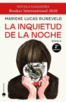 Imatge de la portada del llibre La inquietud de la noche