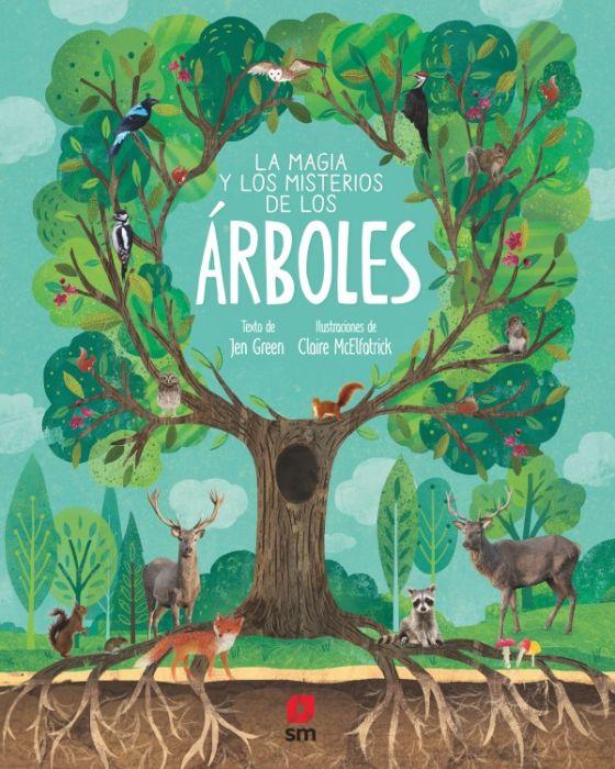 Imatge de la portada del llibre Árboles