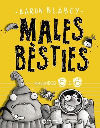 Imatge de la portada del llibre Males bèsties