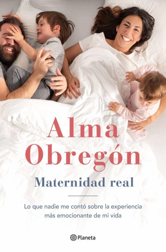 Imatge de la portada del llibre Maternidad real