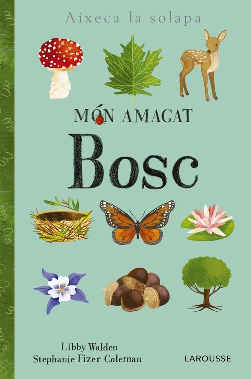 Imatge de la portada del llibre Món amagat