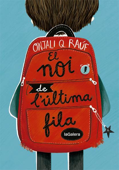 Imatge de la portada del llibre El noi de l'última fila