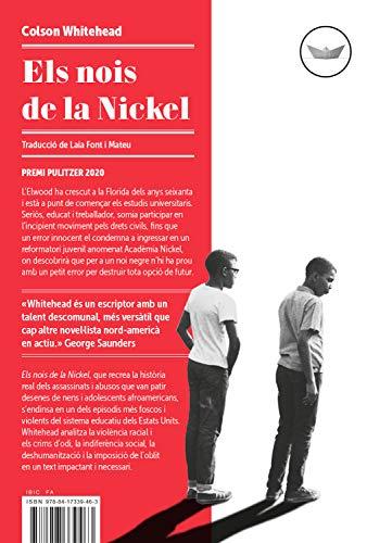 Imatge de la portada del llibre Els nois de la Nickel