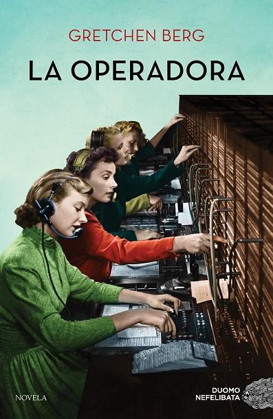 Imatge de la portada del llibre La operadora