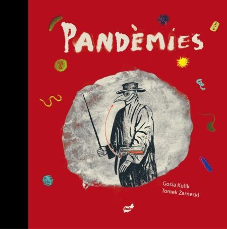 Imatge de la portada del llibre Pandèmies